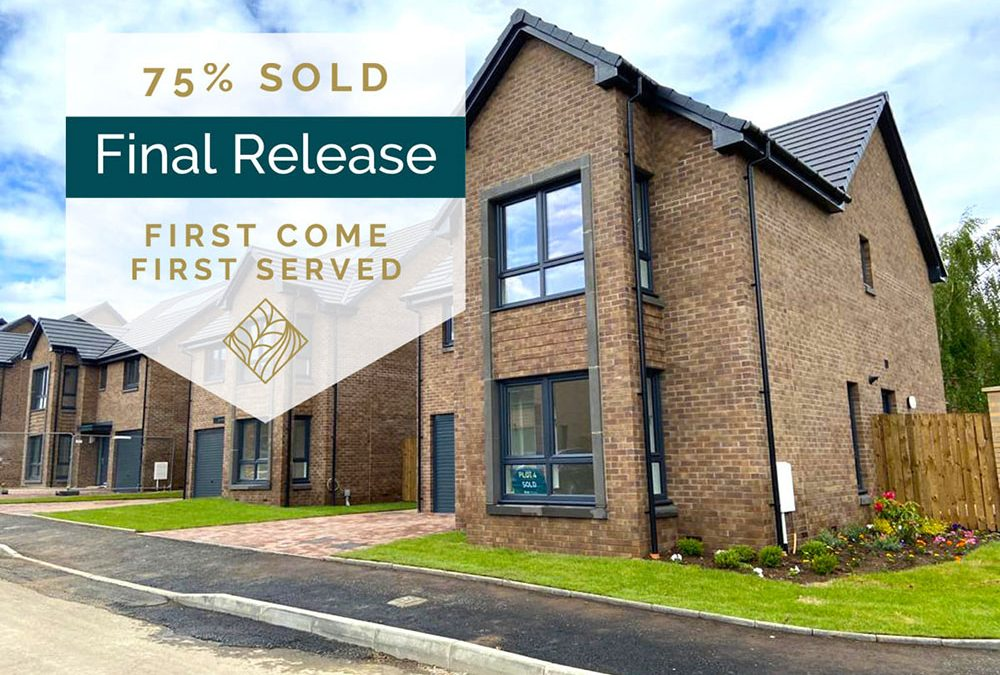 Final Release At Woodlea