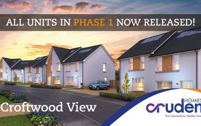 All Phase 1 Units Released At Croftwood View